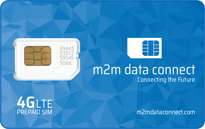 Data Only SIM M2M SIMs