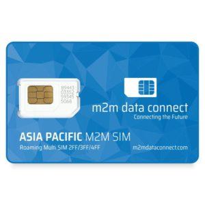 ASIA Pacific M2M SIM