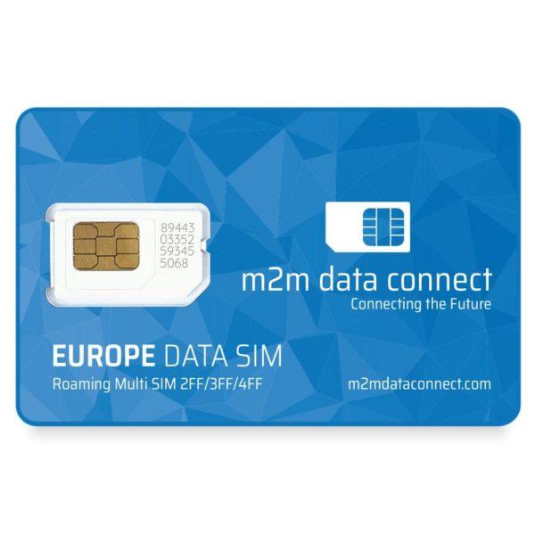 Europe Data SIM