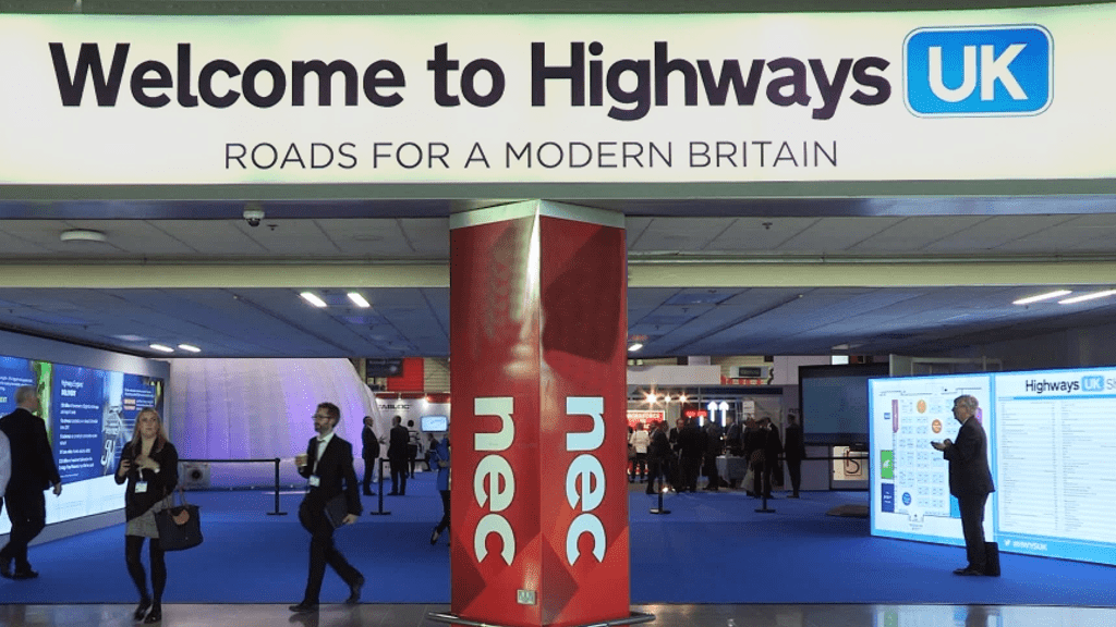 Highways UK meet M2M Data Connect
