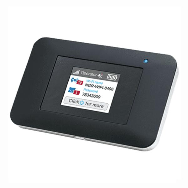 NETGEAR AC797 AirCard Portable Dual-Band WiFi 5 3G 4G LTE Router