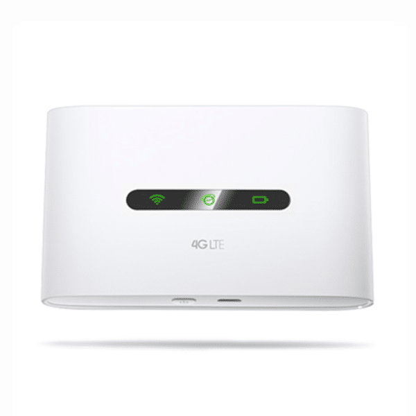 TP-Link M7300 Portable WiFi 4 3G 4G Router fron