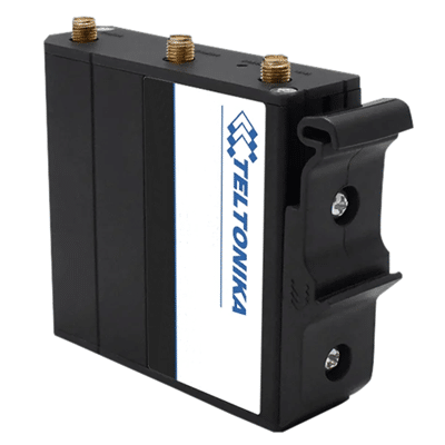 Teltonika Compact DIN-Rail Mounting Kit example