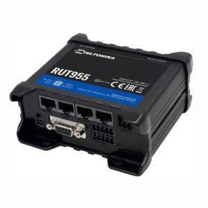Teltonika RUT955 LTE 4G Router - angle view