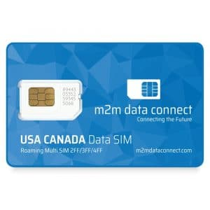 USA and Canada Data SIM