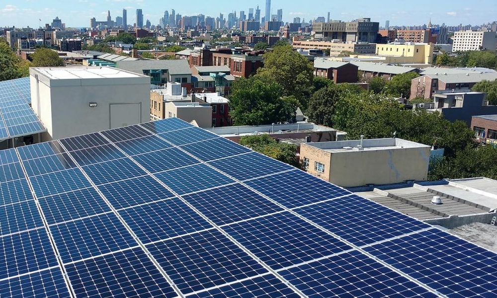 IoT based solar energy monitoring system